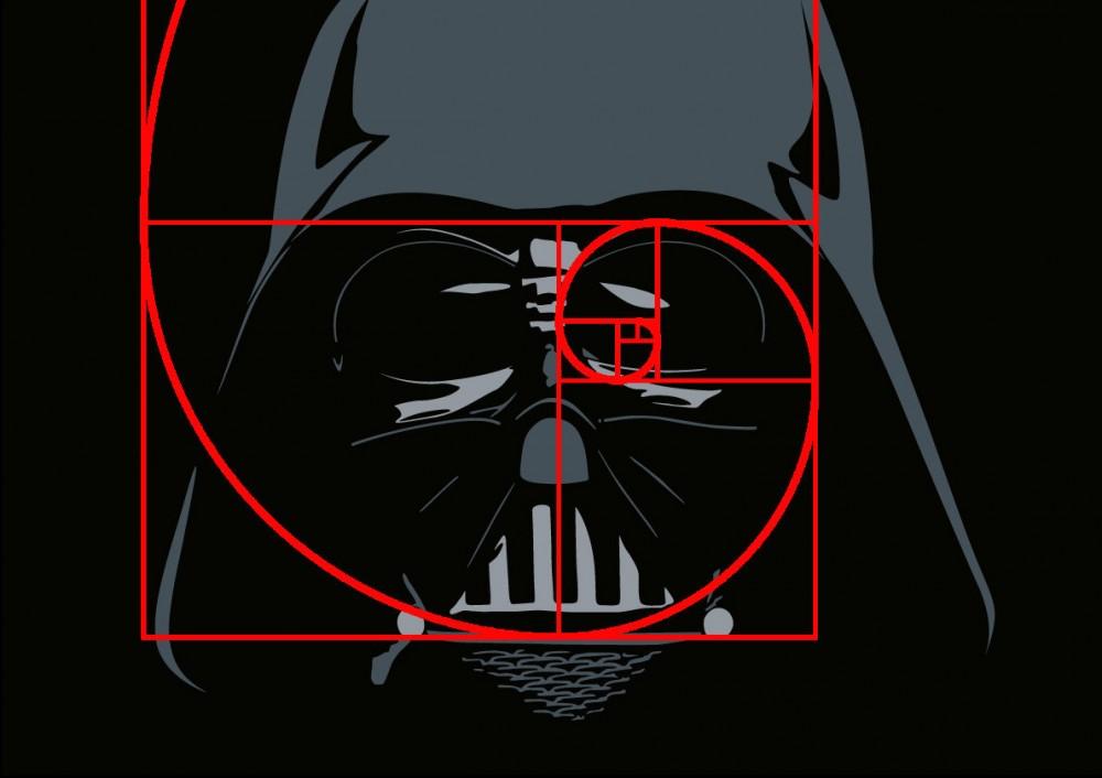 Darth Vader Golden Mean